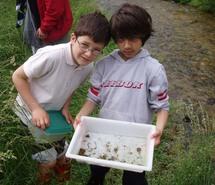 A l'école de la nature