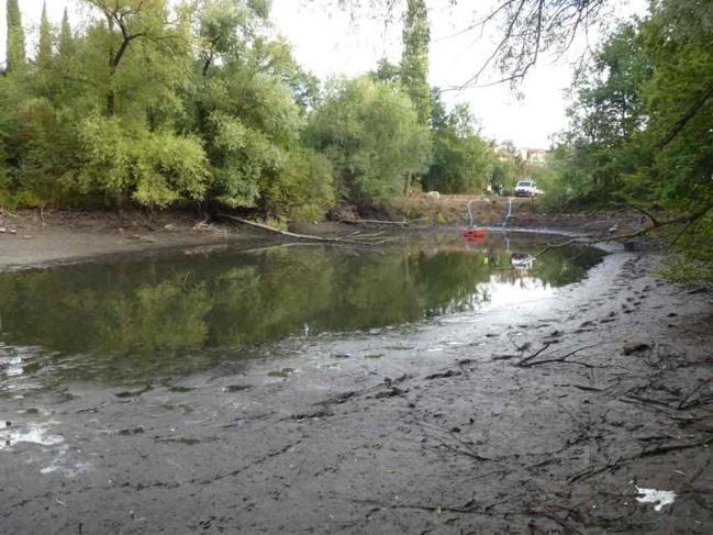 Le Bresselon redevient un cours d'eau