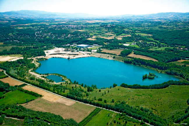 La nappe du Garon alimente 90 000 personnes en eau potable.