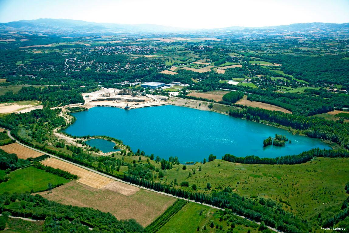 Consultation du public sur le classement de la nappe alluviale du Garon en Zone de Répartition des Eaux (ZRE)