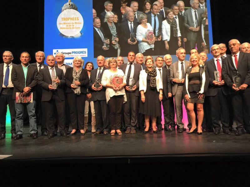 12 collectivités locales ont été récompensées pour leurs initiatives innovantes.