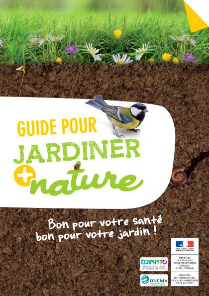 Les guides de jardinage sans pesticide