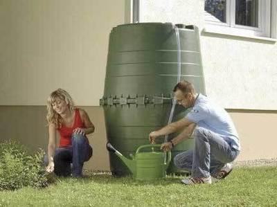Aides pour la récupération des eaux pluviales
