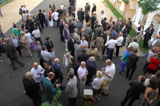 Près de 150 personnes ont répondu à l'invitation des 3 syndicats intercommunaux.