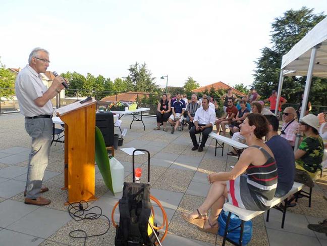 Soucieu-en-Jarrest signe la charte zéro pesticide