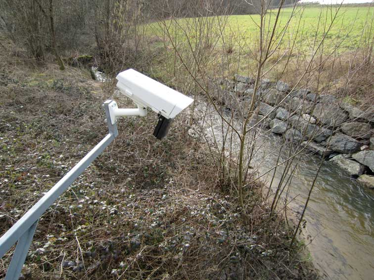 Le SMAGGA se dote d'un système d'alerte de crues