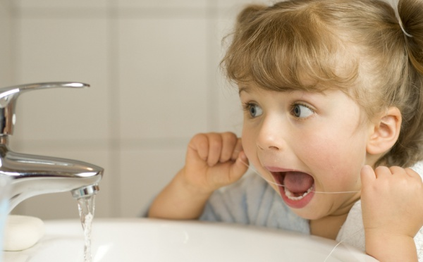 Fermez les robinets